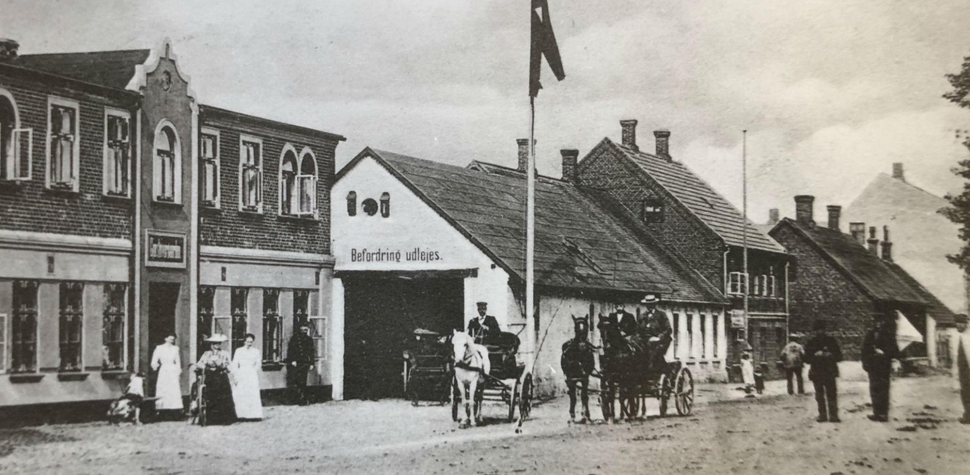 Kibæk Lokalhistoriske Arkiv